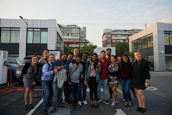 Global Network Week, Shanghai, China, 2019