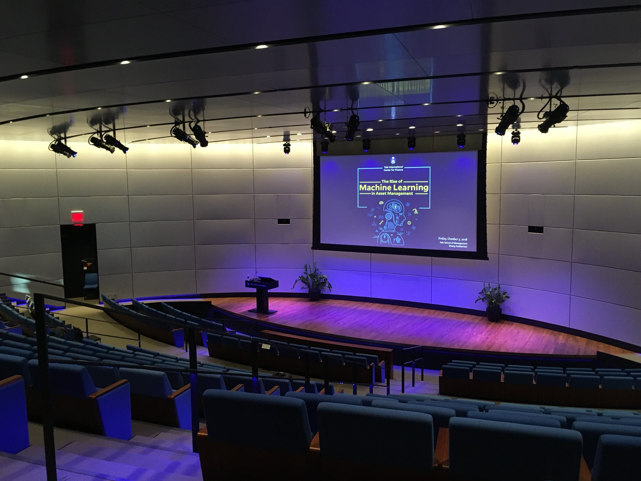 Conference Recap: The Rise of Machine Learning in Asset Management