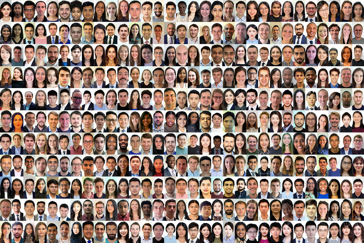 collage of people's headshots