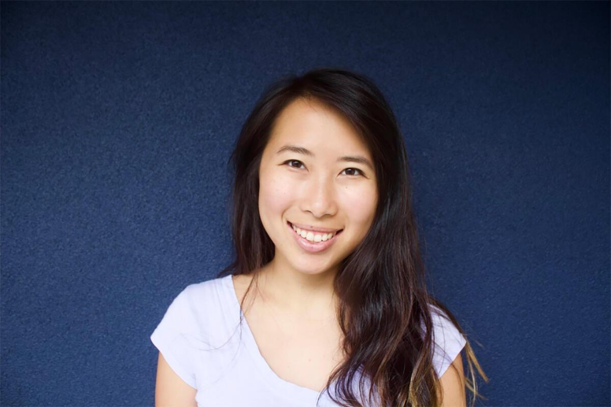 headshot of Maggie Shun