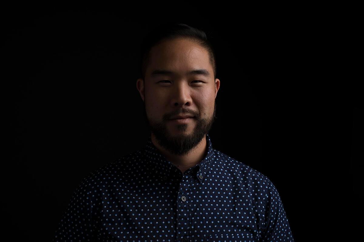 headshot of Dennis Tseng