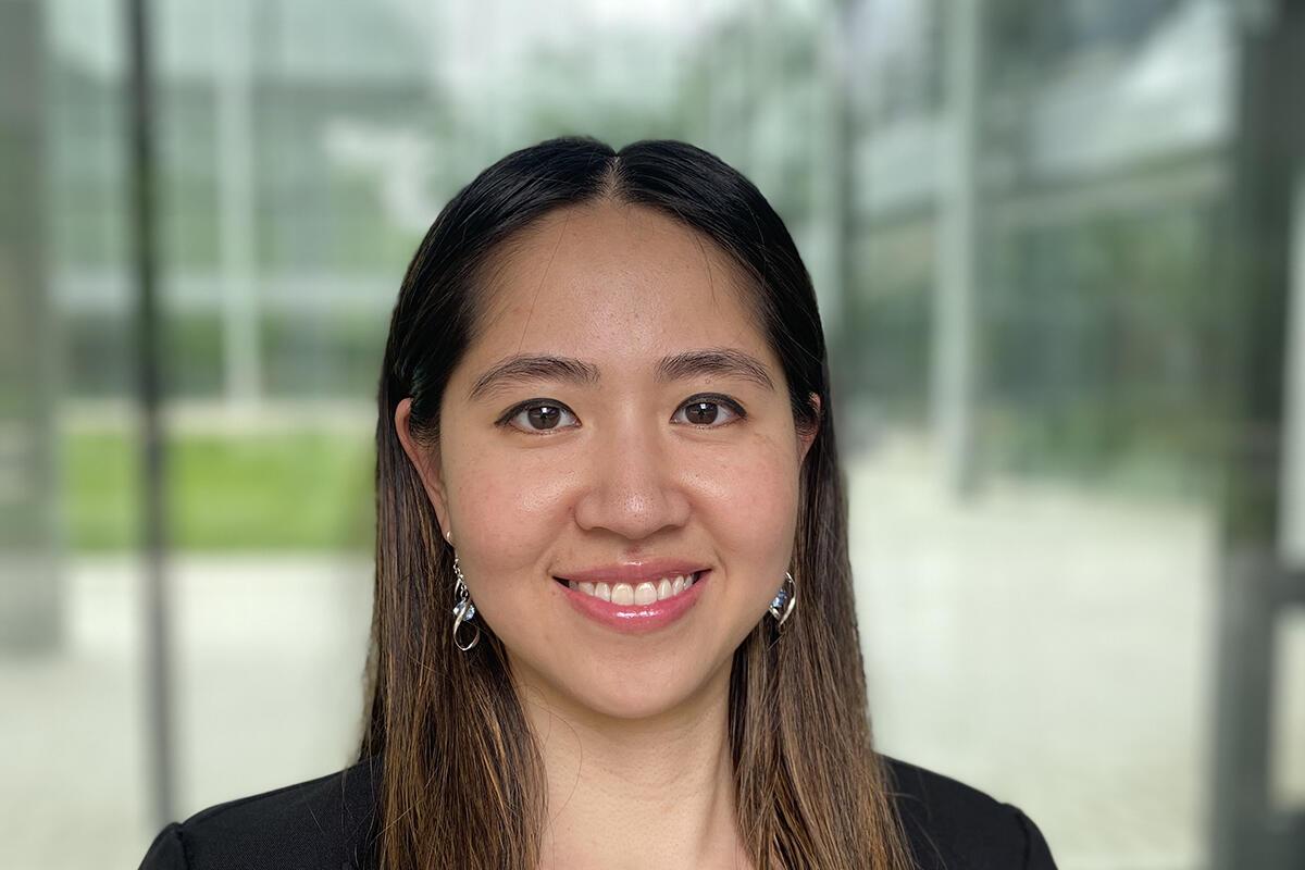 headshot of Mimi Trinh