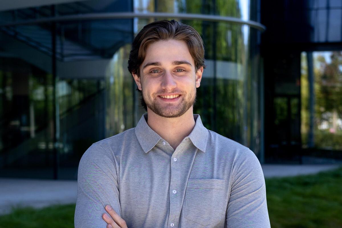headshot of Olivier Richer