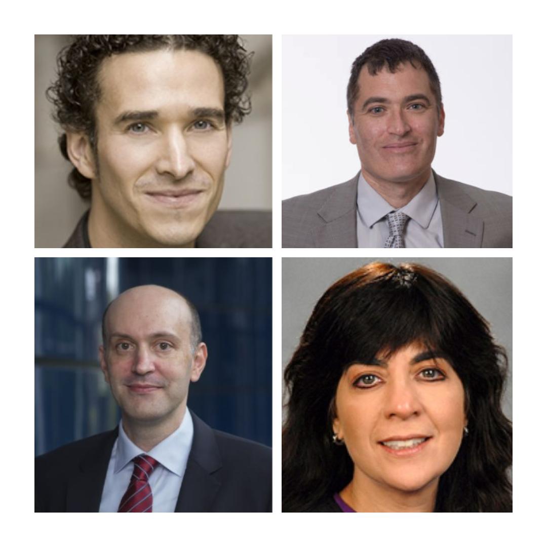 Douglas Kysar, Edieal Pinker, Sonia Marciano, and Nicholas Barberis
