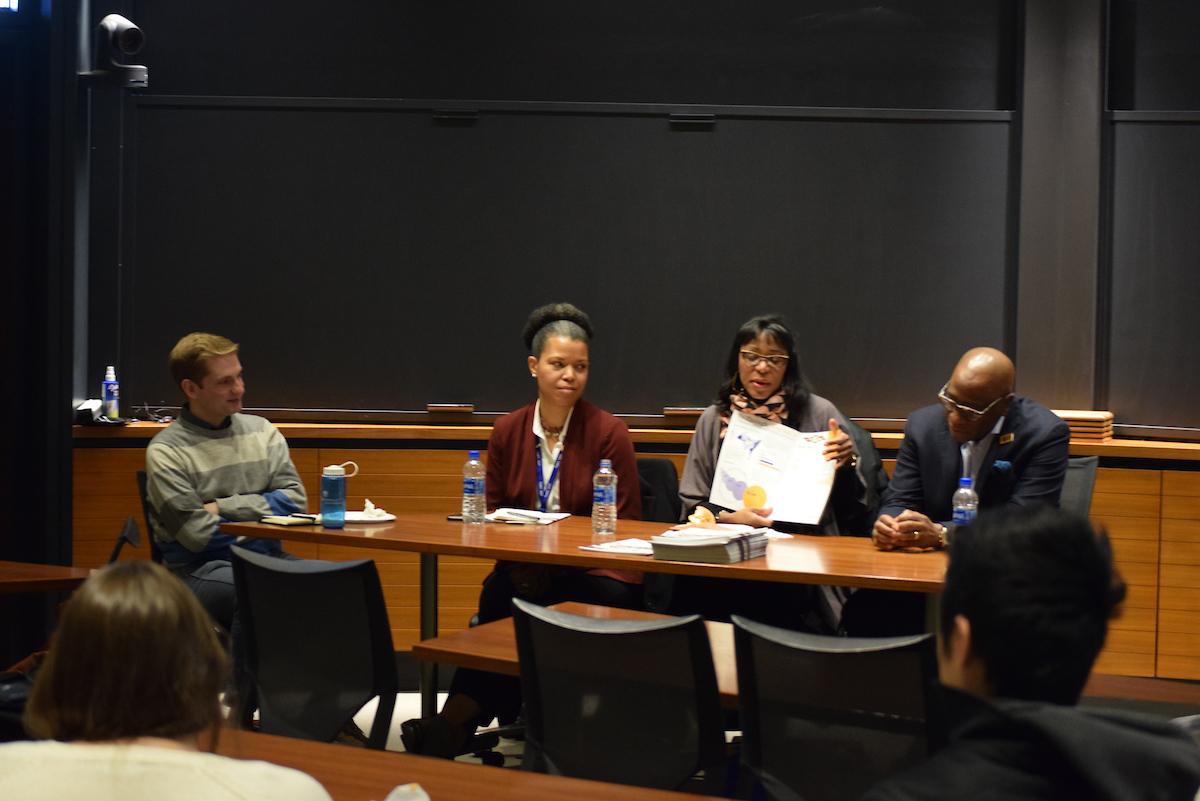 Nonprofit Leadership discussion