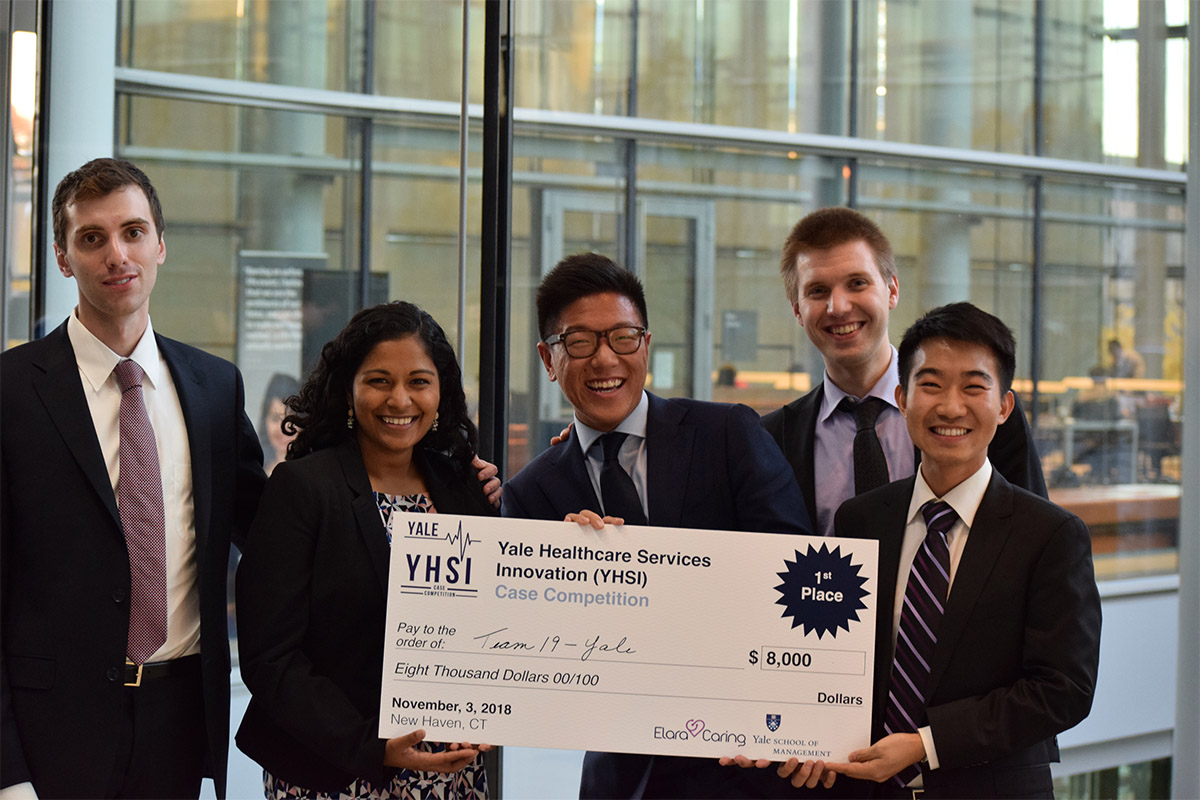 Yale Health Services Innovation Case Competition