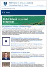 ICF December 2019 Newsletter