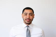 Jourdan Brooks, assistant director of community and inclusion