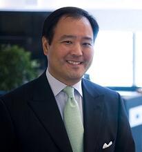 photograph of Jon Iwata